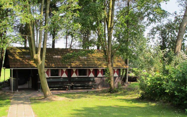 BBQ Hut OstfrieslandVakantieVilla