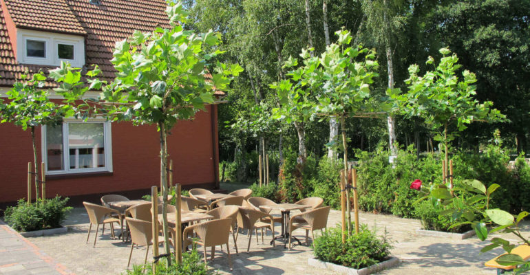 OstfrieslandFerienVilla, Gartenmöbel